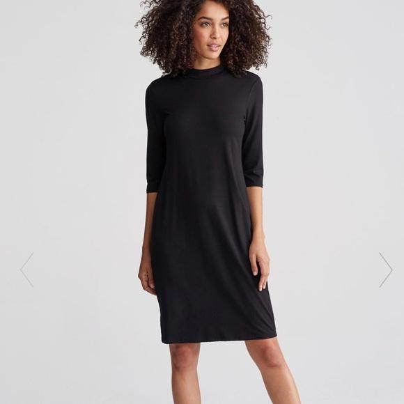 471bf511ed9 Lightweight viscose jersey dress